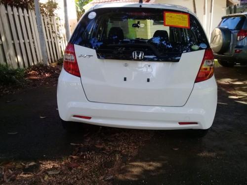 2012 Honda Fit New Entry