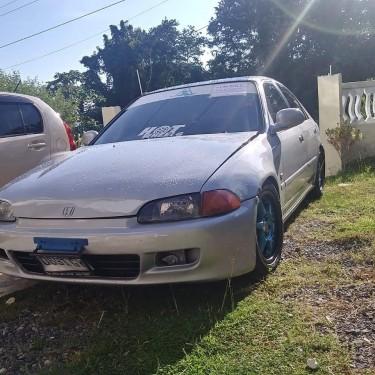 Honda Civic 1995 Ferio