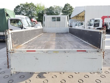 MITSUBISHI FUSO CANTER FLAT BED 2014