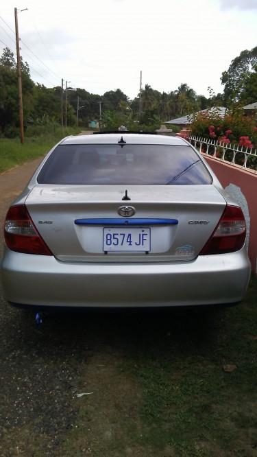 2003 2.4G Camry