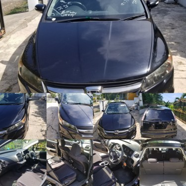 Newly Imported 2010 Honda Stream