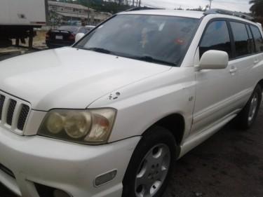 2001:Toyota Kluger