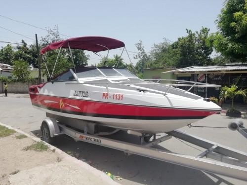 Mericruiser  Seed Boat