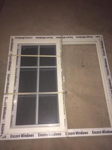 3 Ft & 2ft Windows, Metal Panel Door, Toilet, Sink