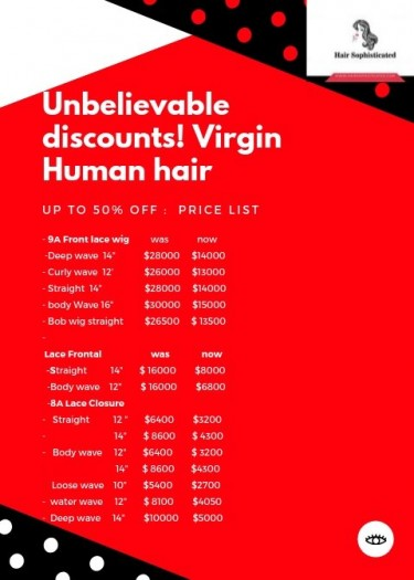 The Most Affordable And Soft Front Lace Wig