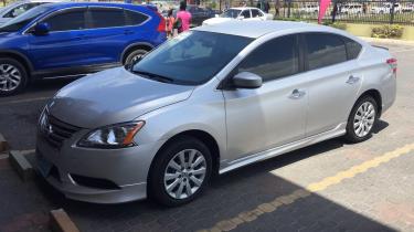 2015 Nissan Sentra  Cars Portmore