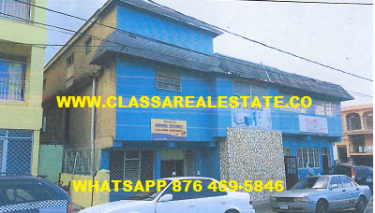 THOMPSON STREET....COMMERCIAL BUILDING FOR SALE