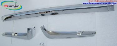 Datsun 240Z Bumper (1969-1978) In Stainless Steel