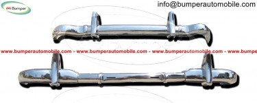 Mercedes W190 SL Bumper (1955-1963) By Stainless S