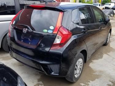 2016 Honda Fit (New Import)