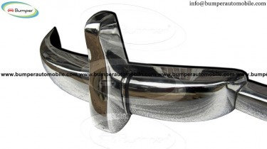 Mercedes W186 300 Bumper (1951-1957) By Stainless