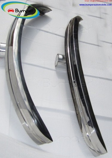VW Beetle Bumper Type (1968-1974) By Stainless Ste