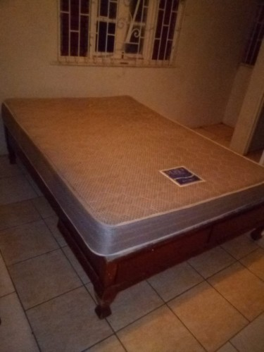 Double Bed For Sale.