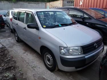 2014 Toyota Probox DX (New Import)