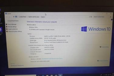 Dell Inspiron E7450,8GB RAM, 128GB SDD, W10 Pro