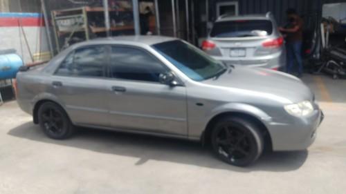 2002 Mazda 323 $295k Negotiable!