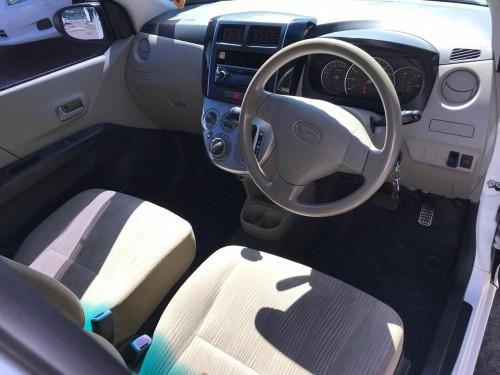 2011 Daihatsu Mira 4 Doors