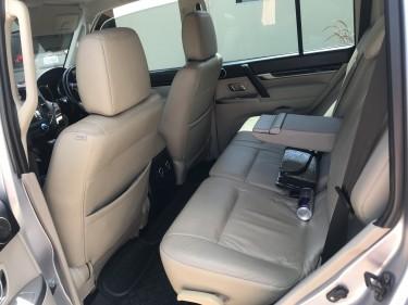 2012 Mitsubishi Pajero GLS