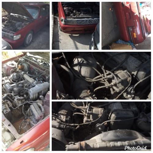 1990 Toyota Cressida Salvage
