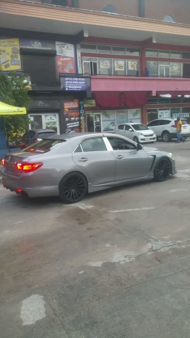 2016 TOYOTA MARK X