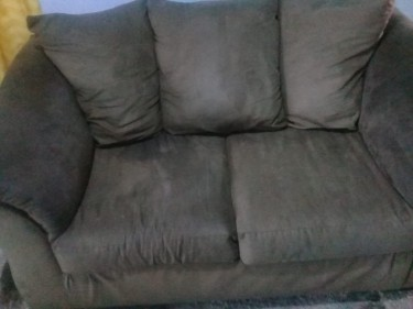 Watnot  19,000  And Love Seat For 20,000