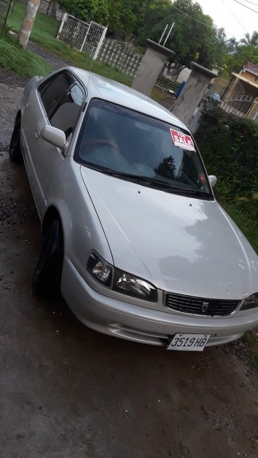Toyota Corolla For Sale 1999