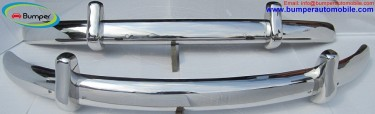 VW Beetle Euro Style Bumper (1955-1972) By Stainle