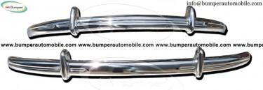 VW Beetle Split Bumper (1930 – 1956)
