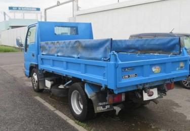 Isuzu 2006 3TON Blue