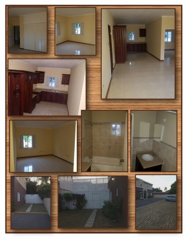 2 Bedroom, 1 Bathroom Apartment