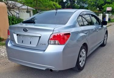 Subaru Imprezza G4