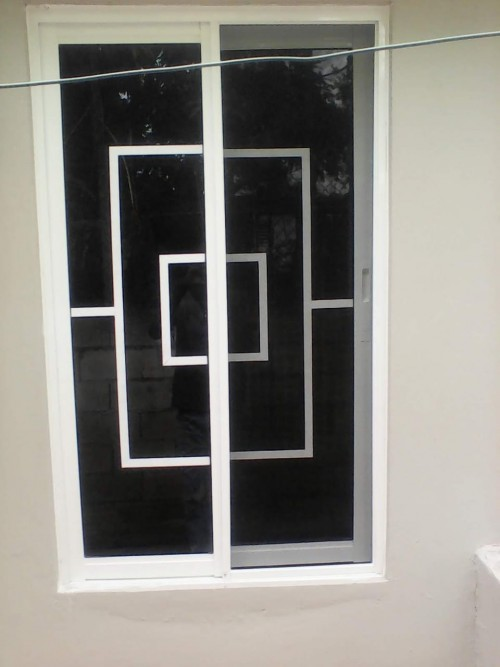 Window Installation Services With Mesh