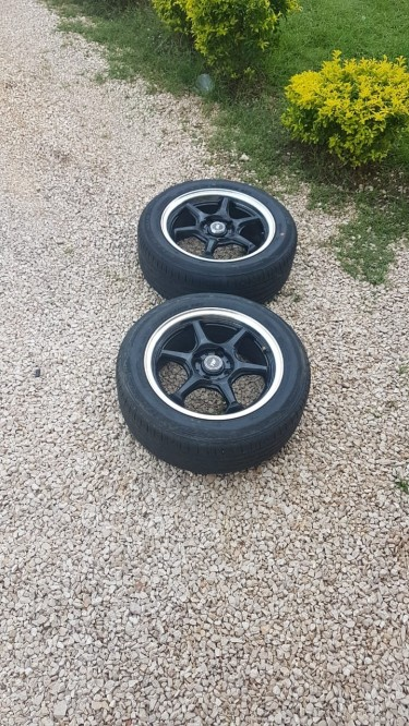 Brand New 15 Rims 4 Lugs Hot Deal!!