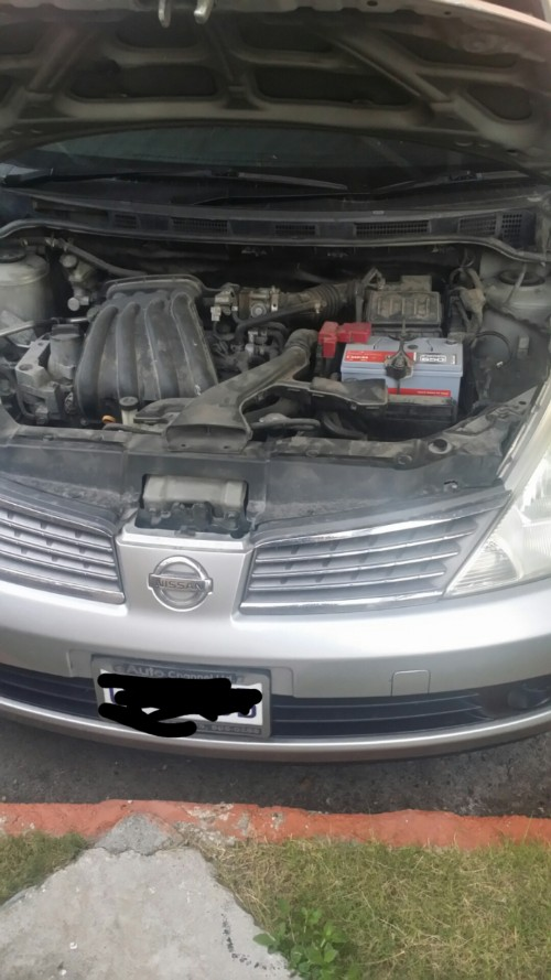 2007 Nissan Tiida,clean Inside Out