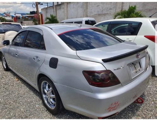 2008 Toyota Mark X