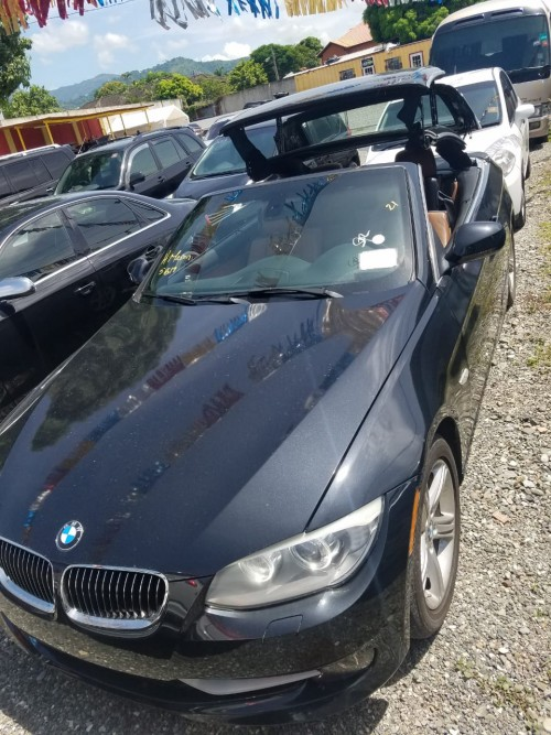 2013 BMW Convertible 5 Series