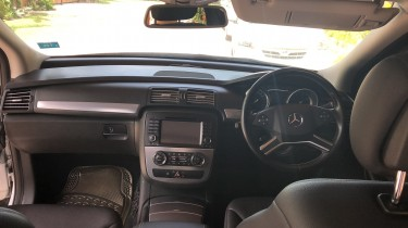 2012 Mercedes Benz R300