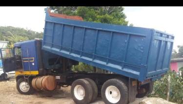 Dump Truck Haulage Service