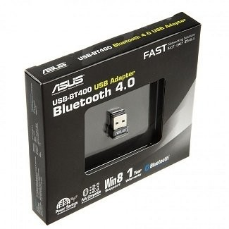 ASUS USB-BT400 USB Adapter W/Bluetooth Dongle Rece
