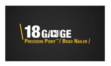 Dewalt Precision Point 15 Gauge Angle Nailer