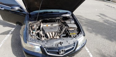 2003 HONDA ACCORD CL7