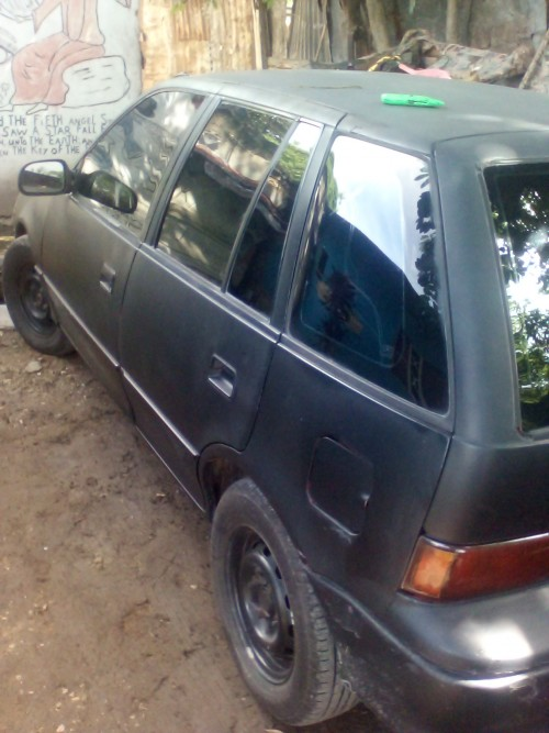 93 Suzuki Sweft Fully Up And Driving Papers Rims 1