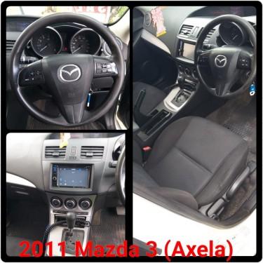 2011 Mazda 3 (Axela) Hatchback