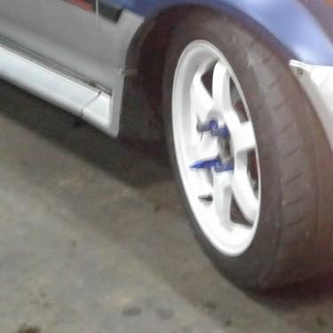 Rims And Tyres, 15x6.5, 4x100, Magnesium Racing Ri