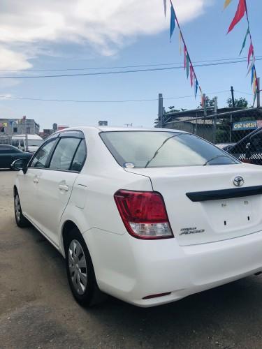 2014 Toyota Axio