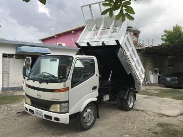 Toyota Dutro Tipper Truck