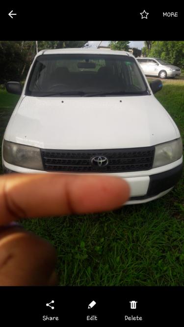2007 Toyota Probox