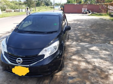 2013 Nissan Note Cars Spanish Town