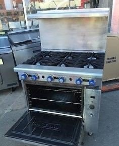 Restaurant Equipments And Stove For Sale