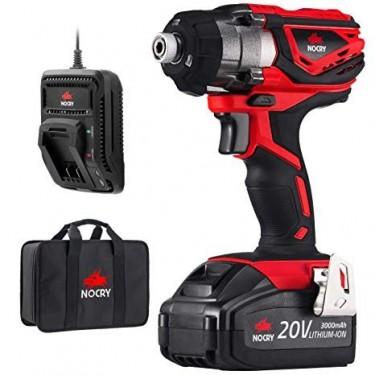 NoCry 20V Cordless 2-TooI Drill & Driver Combo